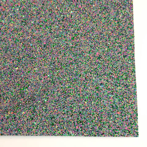 Radioactive Premium Glitter Fabric Sheet