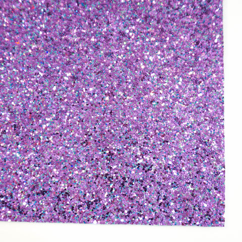 Mermaid Wishes Premium Glitter Fabric Sheet