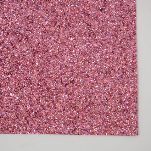 Love Letter Specialty Glitter Fabric Sheet
