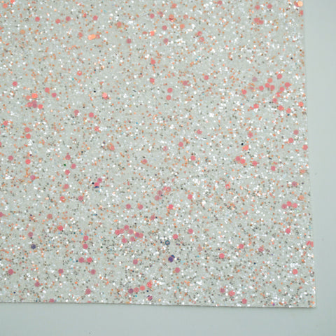 Bridal Shoppe Specialty Glitter Fabric Sheet