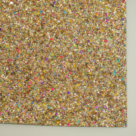 Crown Jewels Specialty Glitter Fabric Sheet
