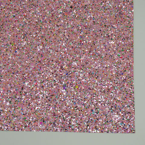 Bad Romance Premium Glitter Fabric Sheet