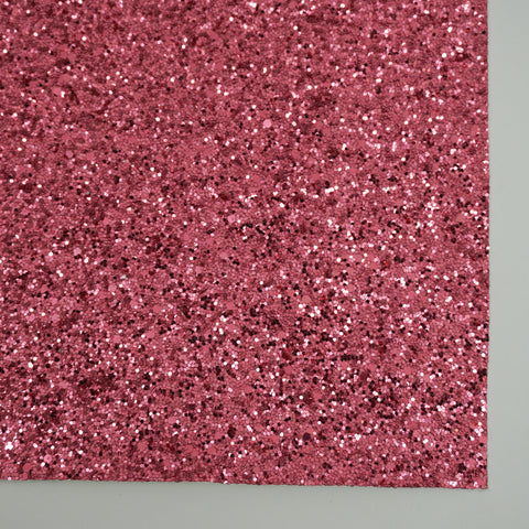 Rose Premium Glitter Fabric Sheet