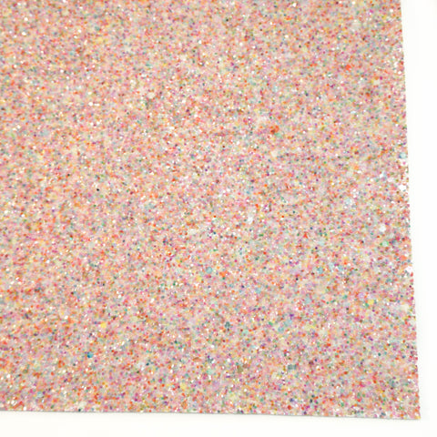 Sugar Shock Premium Glitter Fabric Sheet
