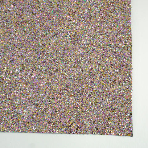 Easter Bonnet Specialty Glitter Fabric Sheet