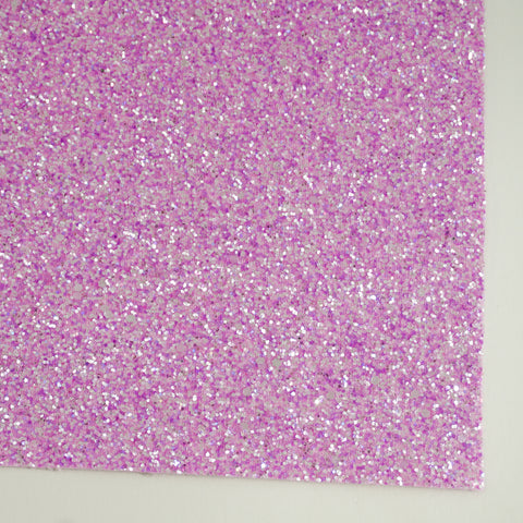 Lavender Sherbet Specialty Glitter Fabric Sheet