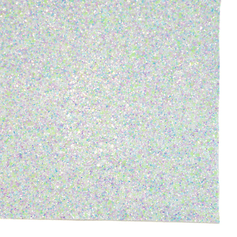 Gumdrop Glow-in-the-Dark Specialty Glitter Fabric Sheet