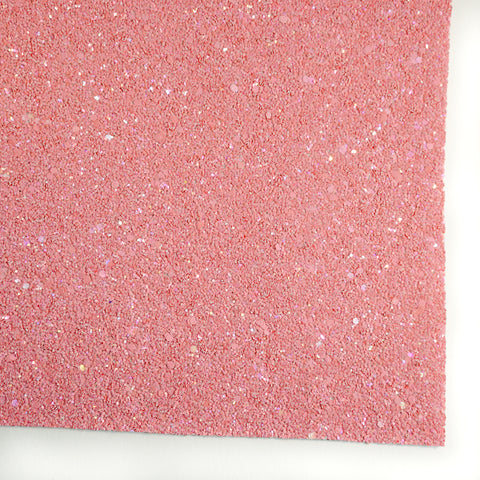 Bubblegum Shimmer Premium Glitter Fabric Sheet