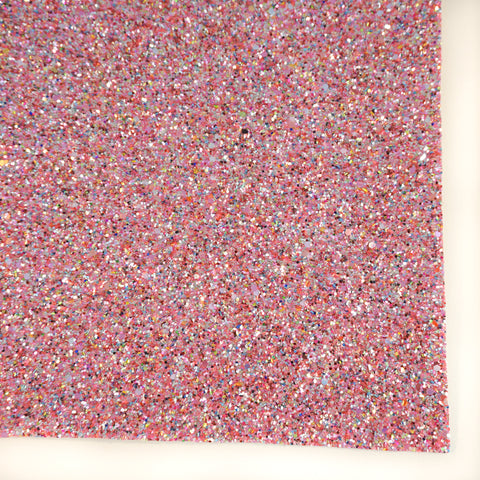Strawberry Shortcake Premium Glitter Fabric Sheet