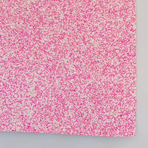Be Mine Specialty Glitter Fabric Sheet