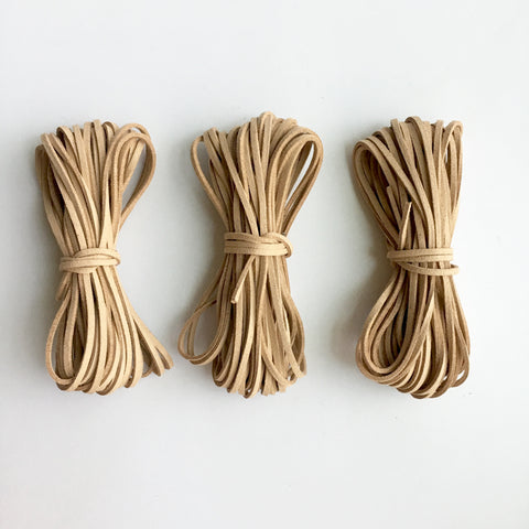 Sand Suede Cord