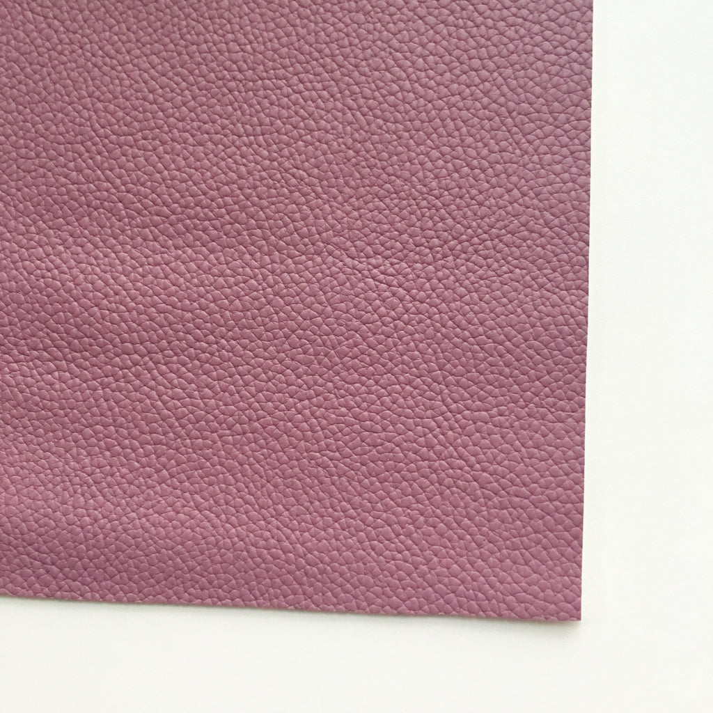 Heather Textured Faux Leather