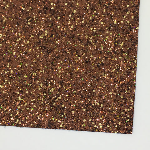 Pumpernickel Specialty Glitter Fabric Sheet