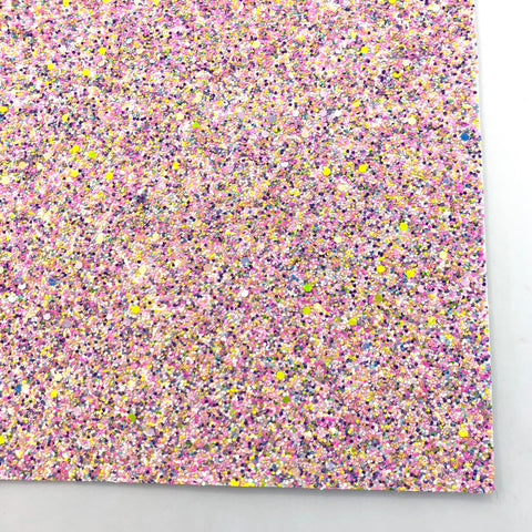 West Hollywood Specialty Glitter Fabric Sheet