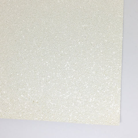 Blizzard Premium Glitter Fabric Sheet