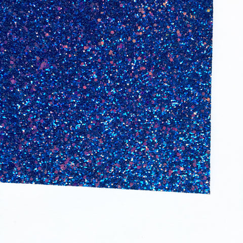 Azurite Specialty Glitter Fabric Sheet