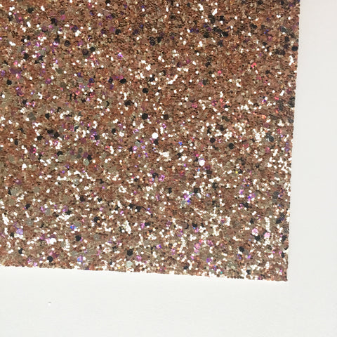 Glamour Girl Specialty Glitter Fabric Sheet