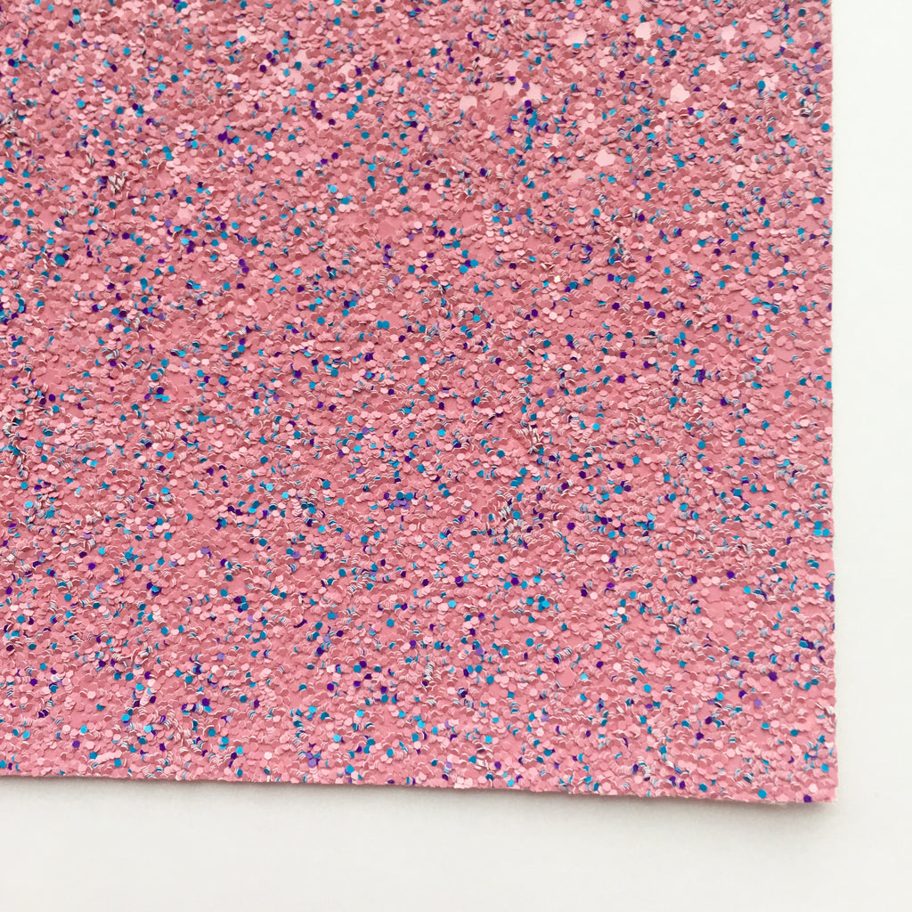 Barbie Dream House Specialty Glitter Fabric Sheet