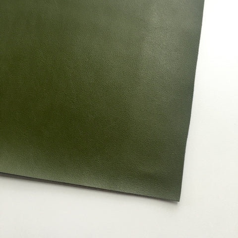 Army Vegan Faux Leather