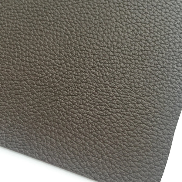 Espresso Textured Faux Leather