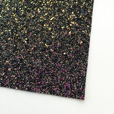 Chameleon Specialty Glitter Fabric Sheet