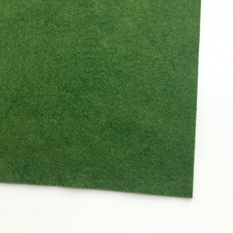 Grassy Meadows Wool Blend Felt