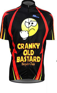 Bastard Cycling Jersey