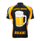 I Love Beer Cycling Jersey