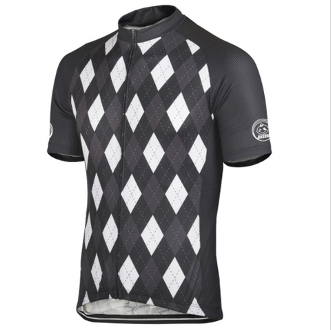 Limited Edition Argyle Cycling Jersey
