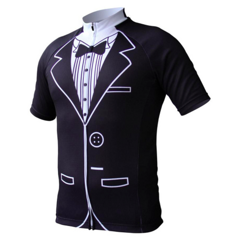 Limited Edition: Gentleman's Cycling Jersey