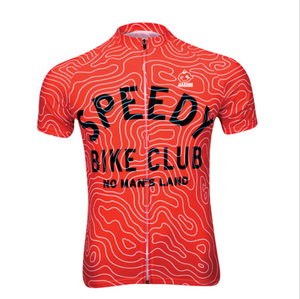 Speedy Bike Club Cycling Jersey