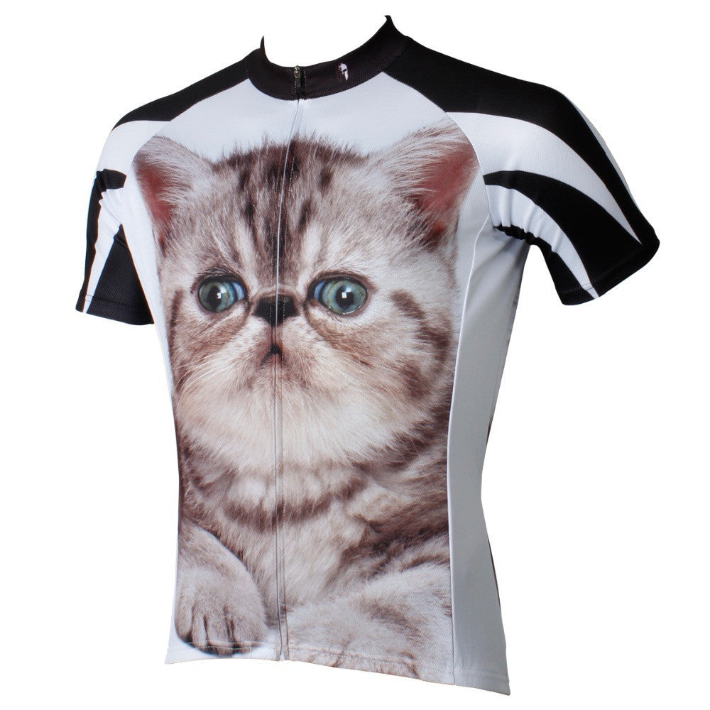 5679ac784 LIMITED EDITION  Fat Cat Face Cycling Jersey – Straight Outta Love