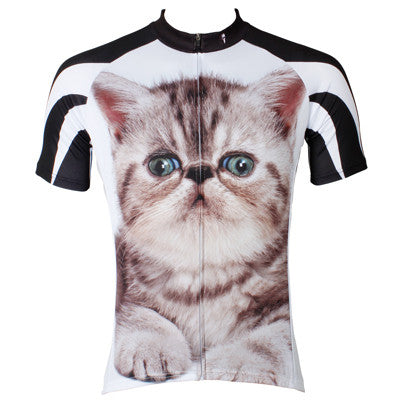 LIMITED EDITION: Fat Cat Face Cycling Jersey