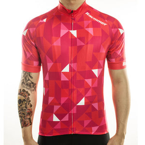 SUMMER SALE: Cycling Jersey Limited Design (Blue, Grey, Red)