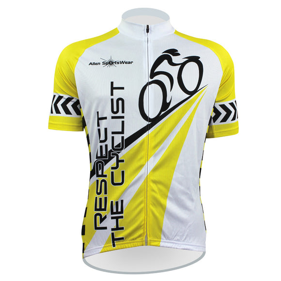 Respect the Cyclist Jersey
