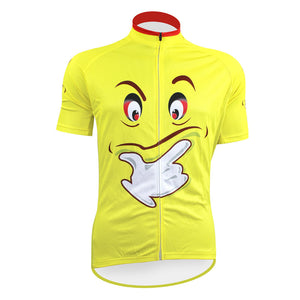 FALL SALE: Thinking Emoji Cycling Jersey