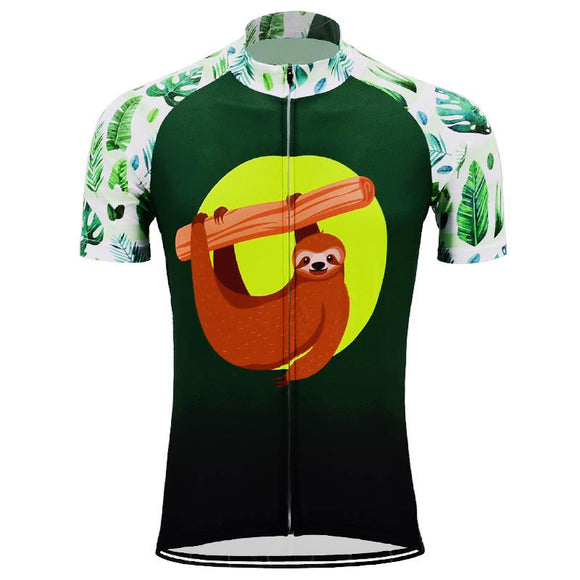 NEW Men's Sloth Cycling Jerseys