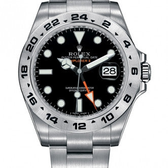 Replica Rolex Explorer ll GMT