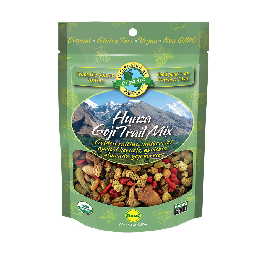 Hunza Goji Trail Mix