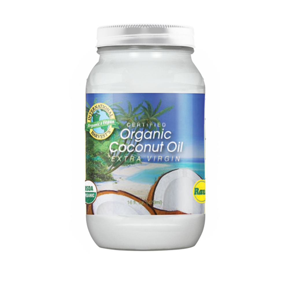 Organic Coconut Oil Extra Virgin
