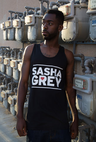 Sasha Grey Heart Tanktop Black, Sasha Grey Heart Tanktop, Black Sasha Grey Heart Tanktop, Sasha Grey Heart, Sasha Grey Collection, Sasha Grey Tanktop, Tanktop Sasha Grey