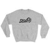 Sasha Grey Logo Sweater Grey, Sasha Grey Logo Sweater, Grey Sasha Grey Logo Sweater, Sasha Grey Logo, Sasha Grey Collection, Sasha Grey Sweater
