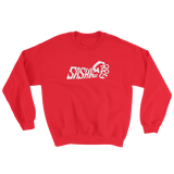 Sasha Grey Logo Sweater Red, Sasha Grey Logo Sweater, Red Sasha Grey Logo Sweater, Sasha Grey Logo, Sasha Grey Collection, Sasha Grey Sweater