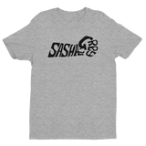 Grey Sasha Grey Logo Tshirt, Sasha Grey Logo Tshirt Grey, Sasha Grey Tshirt, Sasha Grey Collection