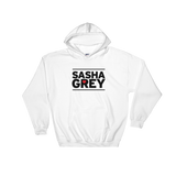 Sasha Grey Heart Hoodie White, Sasha Grey Heart Hoodie, White Sasha Grey Heart Hoodie, Sasha Grey Heart, Sasha Grey Collection, Sasha Grey Hoodie, I Heart Sasha Grey