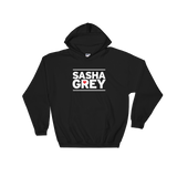 Sasha Grey Heart Hoodie Black, Sasha Grey Heart Hoodie, Black Sasha Grey Heart Hoodie, Sasha Grey Heart, Sasha Grey Collection, Sasha Grey Hoodie, I Heart Sasha Grey