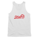 White Sasha Grey Logo Tanktop, Sasha Grey Logo Tanktop White, Sasha Grey Tanktop, Sasha Grey Collection