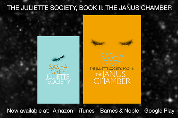 The Juliette Society Trilogy