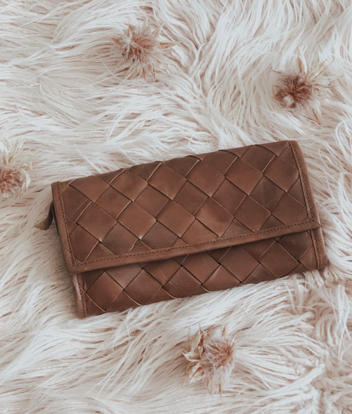 Mali Leather Wallet