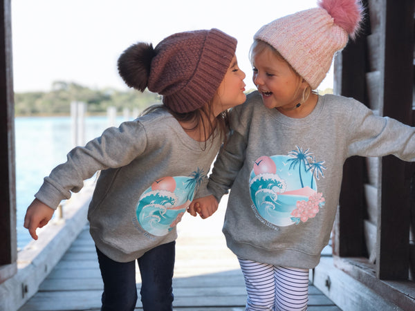Margaret River Girls Jumper